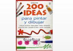 200 ideas para dibujar y pintar - descargar libro pdf