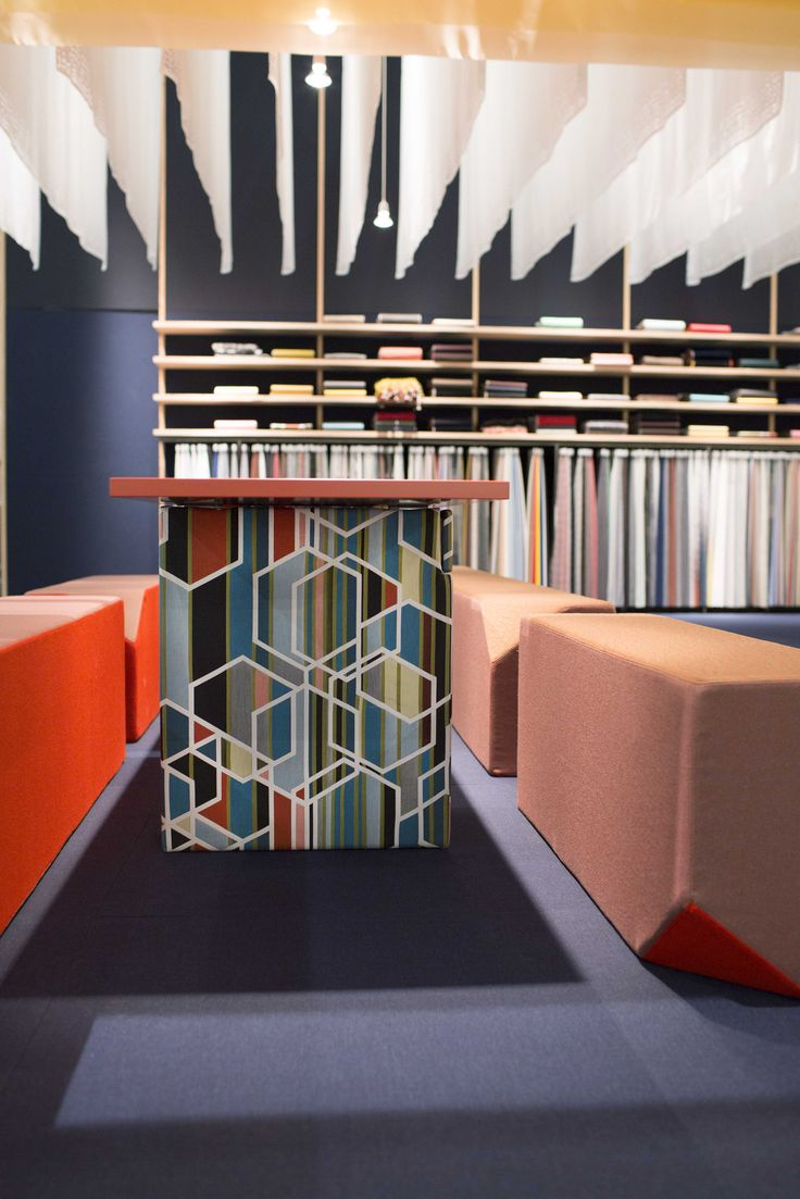 Kvadrat at Stockholm Furniture Fair 2015