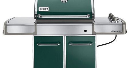 All Apple All Day: Spring Preview - Cleaning and Repairing a Weber Genesis Grill