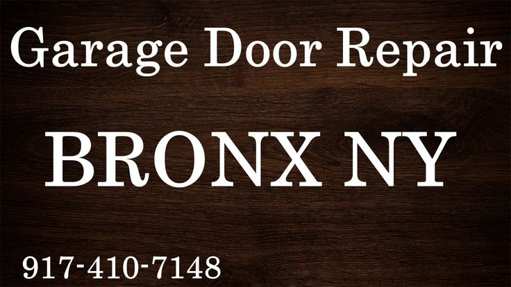 Our new Video about garage door repair in Bronx New York. We offer same day garage door repair service in the Bronx, including commercial 0verhead garage door repair, broken garage door opener repair, garage door motor installation, broken garage door spring repair, new garage door installation and much more.