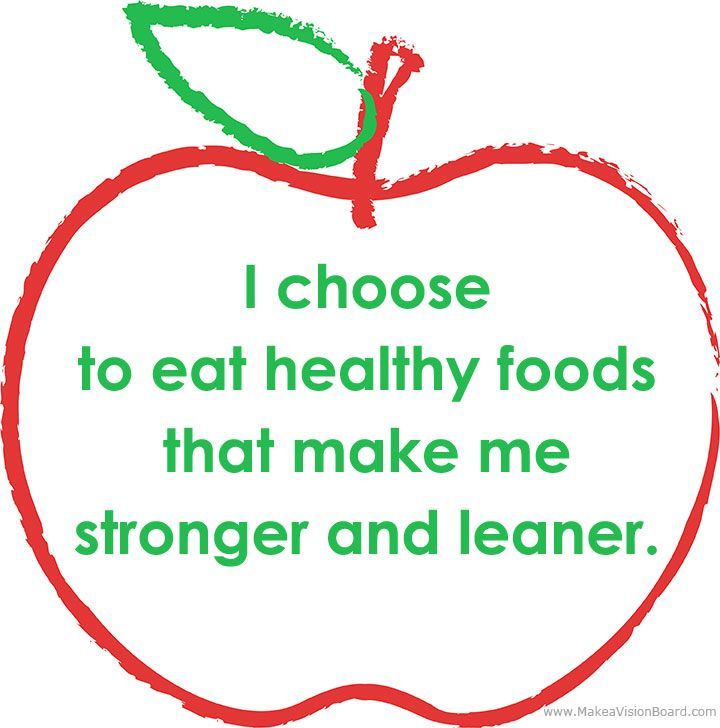 I choose to eat... Weight Loss Affirmations at http://www.makeavisionboard.com/weight-loss-affirmations