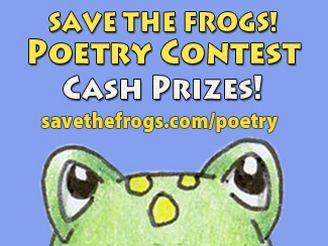 They even have a poetry contest. Talk about having something for everyone!