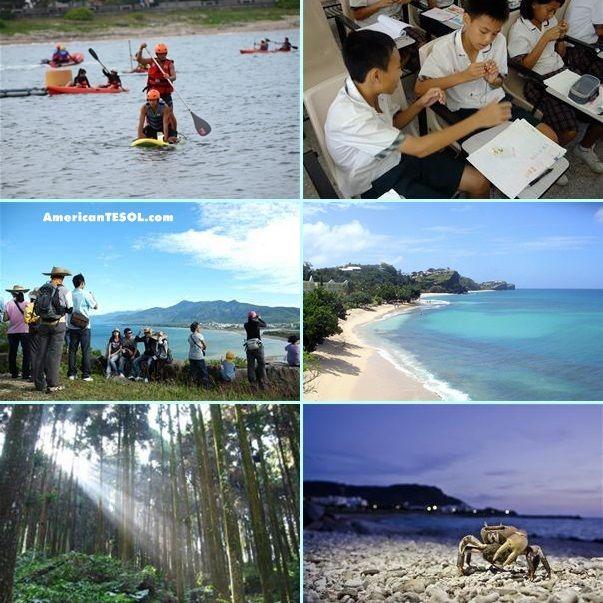 #TeachAbroad & Enjoy #Taiwan, Pingtung Parks, Aquariums, TESOL