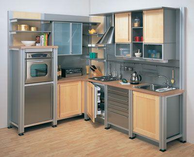 Free Standing Kitchen Cabinets - Kitchen A