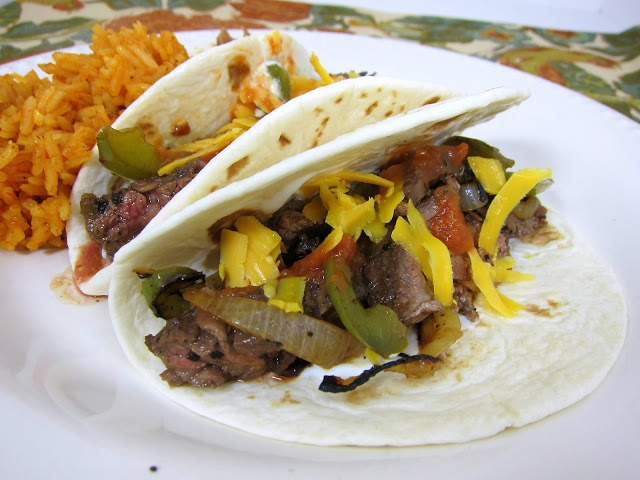Rotel Fajitas | The guys, Friday nights and The o'jays