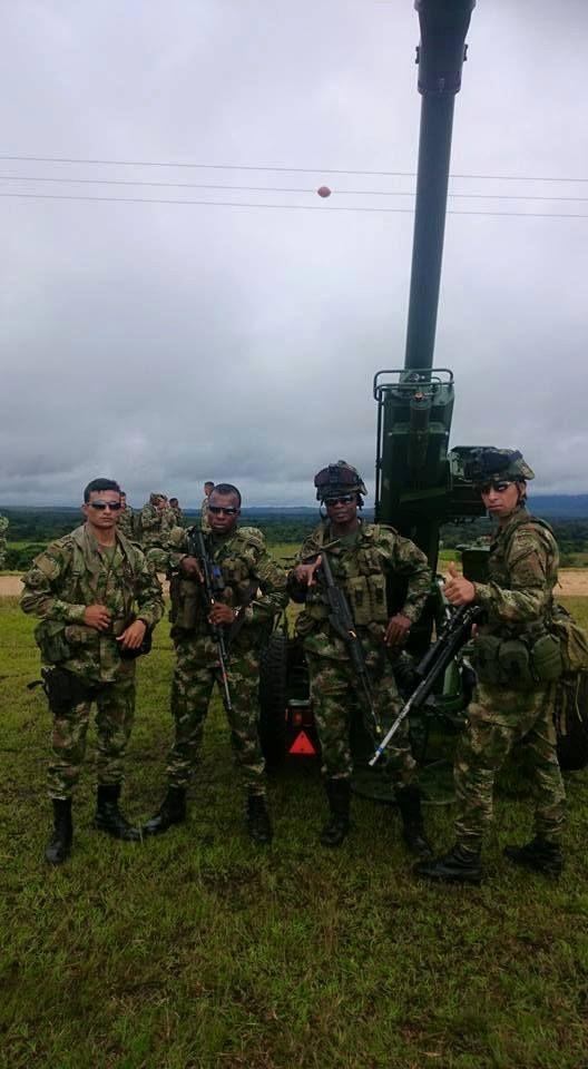 Sistemas de artillería de campo del Ejército de Colombia - Página 95 - América Militar