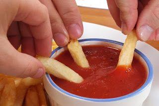 Gyereketető: Házi ketchup