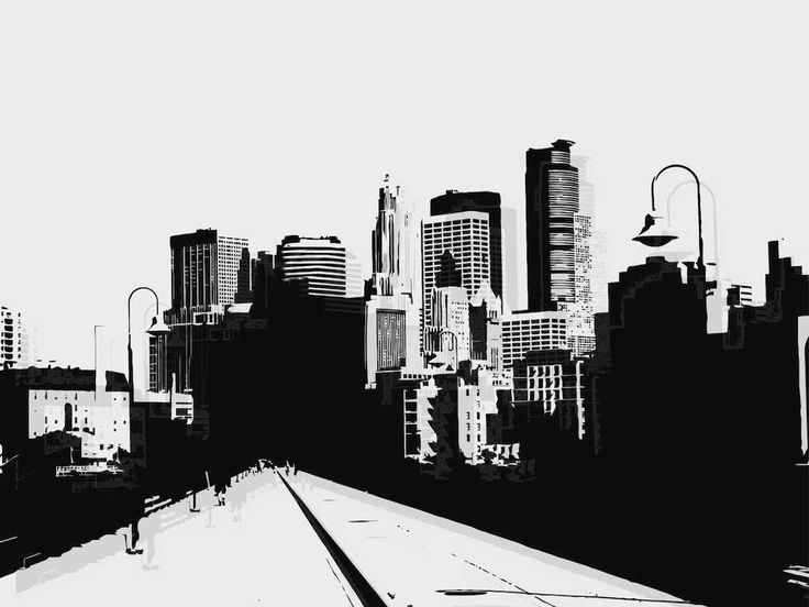 City Road Illustration - FREE