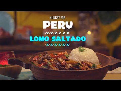 Lomo Saltado, National Peruvian dish. How to make it in 3 minutes