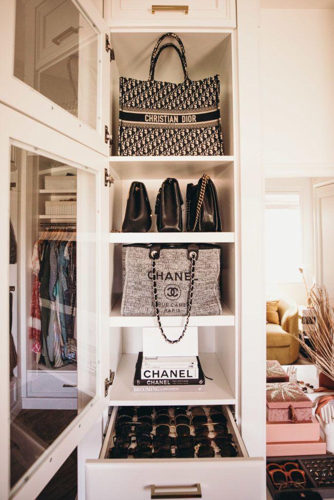 Amber Fillerup Clark Barefoot Blonde Closettour Closet Closetorganization Closetideas Classy Closets Design Your Life Dream Home Design
