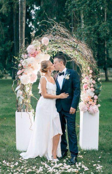 арка свадебная из веток - Поиск в Google