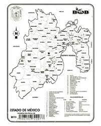 Resultado de imagen para Mapa del estado de mexico