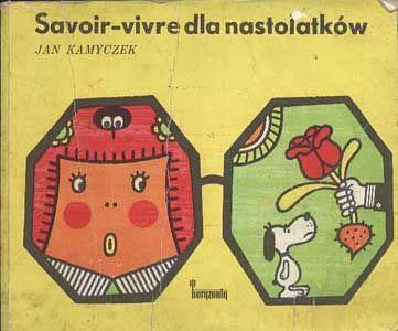 Savoir-vivre dla nastolatków Kamyczek