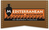 Looking for Mediterranean foods to fill your pantry?  Look to the members of the Mediterranean Foods Alliance for Mediterranean products that you can find at your local grocery store.