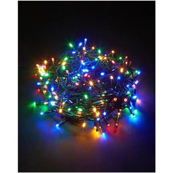 240 super bright multi coloured indooroutdoor led christmas lights 25 - Outside Led Christmas Lights