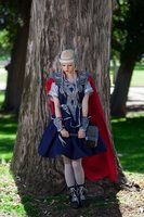 Thor Lolita 4 by AliceInTheTARDIS I am so in love with this idea, IDK, but it's brilliant