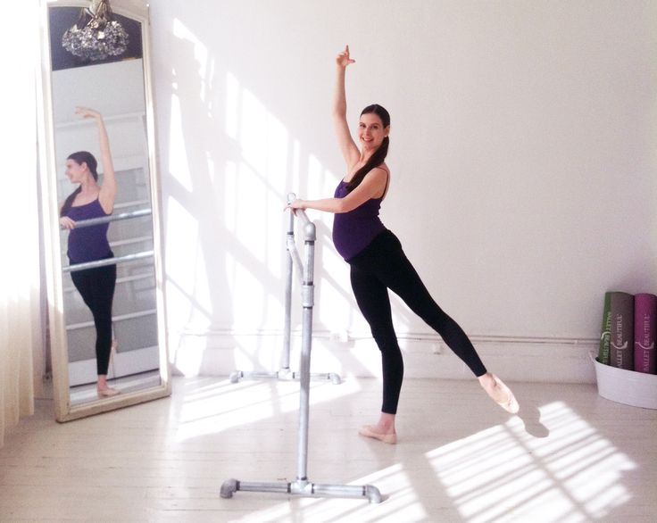 Ask Mary Helen – Working out while Pregnant | Ballet Beautiful