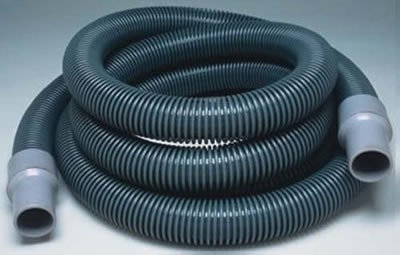 "Crush Proof Vac Hose 1-1/2"" w/ Cuffs"