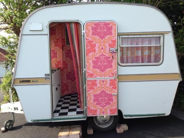 2 Berth Thompson Mini Glen 1969 Vintage Caravan | United Kingdom | Gumtree