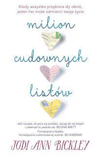 Milion cudownych listów - Jodi Ann Bickley #booksmylove #books #książki #recenzje #review