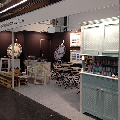 Feria Paper World . #stand #fleurpaint #chalkylook #pinturachalk