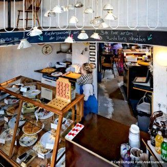 Essen in Düsseldorf: 7 Restaurants und Cafés, die Sie kennen sollten