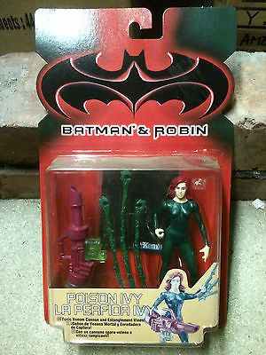 Batman and #robin #movie : poison ivy figure kenner , #european card,  moc,  View more on the LINK: http://www.zeppy.io/product/gb/2/381752487761/