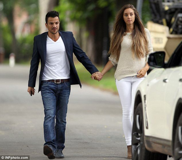 Peter Andre Says He Is Not Planning To Propose To Pregnant
