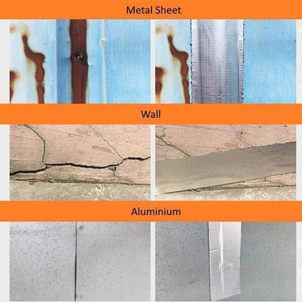 Super Waterproof Tape Shoopaty Waterproof Tape Butyl Rubber Repair Tape