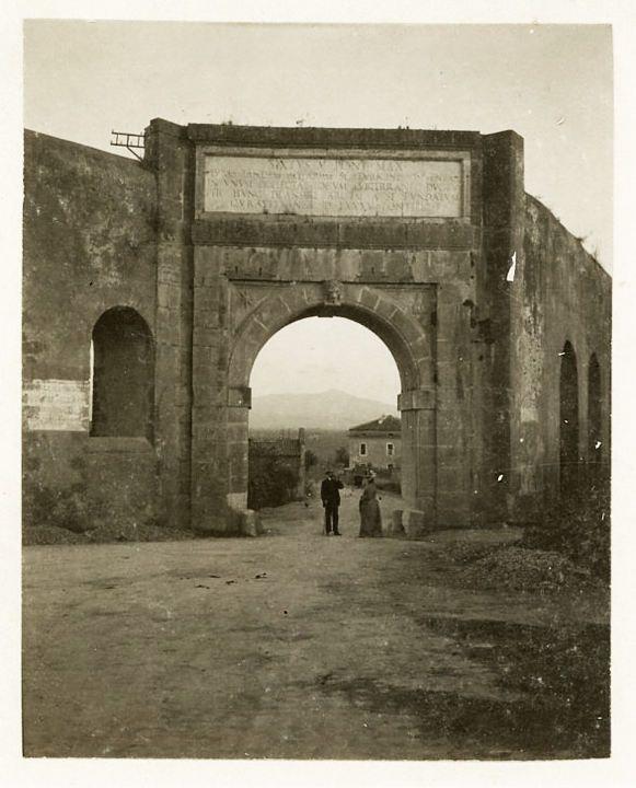 1000 images about roma nelle foto storiche e stampe on - Hotel roma porta furba ...