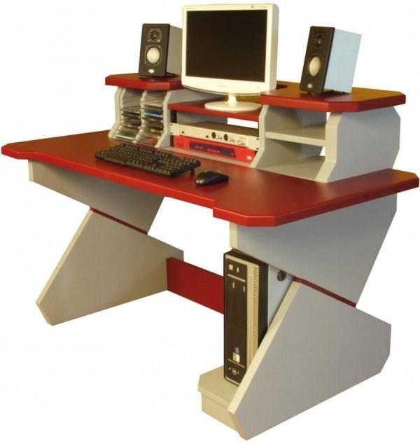 Multimedia   ZAOR Recording Studio Furniture   Home Recording Studio  Furniture: Build A Home Recording Studio