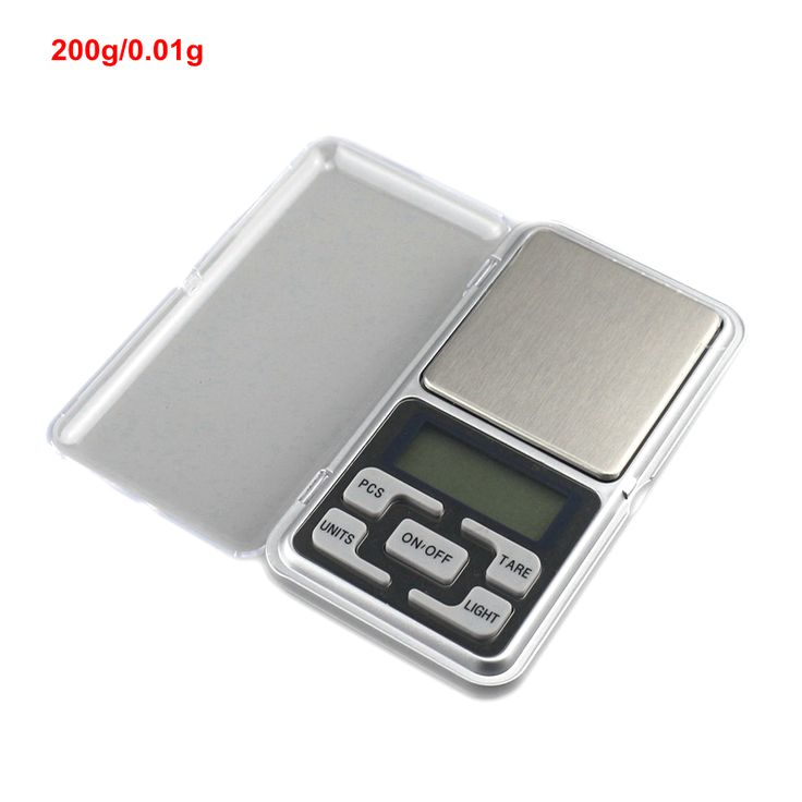 $4.68 (Buy here: https://alitems.com/g/1e8d114494ebda23ff8b16525dc3e8/?i=5&ulp=https%3A%2F%2Fwww.aliexpress.com%2Fitem%2F200g-Electronic-Precision-Scale-Jewelry-Scales-Pocket-Scale-Balance-0-01-Accuracy%2F32771146977.html ) 200g Electronic Precision Scale Jewelry Scales Pocket Scale Balance 0.01 Accuracy for just $4.68