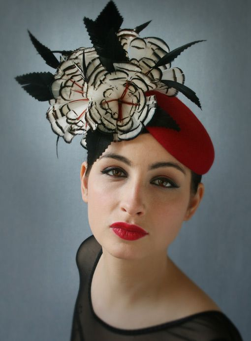 1000+ images about Hats and Fascinators on Pinterest