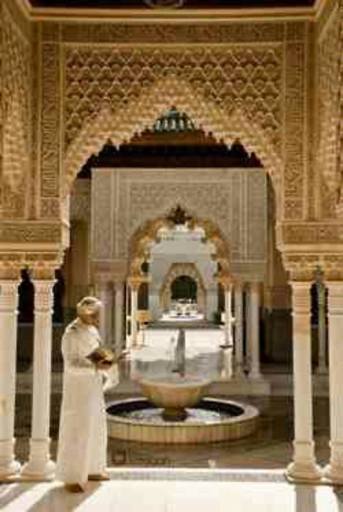 17 best images about arabic art on pinterest arabic for Architecture arabe