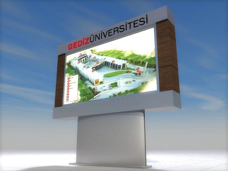 Gediz Üniversitesi Bilboard