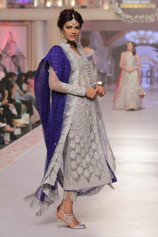 213a1d7aa6 Zainab Chottani TBCW Summer Dhanak Bridal Wear Collection | Wedding H & G |  Pakistani dresses, Indian dresses, Indian fashion