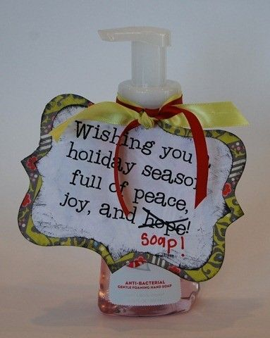 : Holiday, Teacher Gifts, Gift Ideas, Secret Santa, Neighbor Gifts, Teachers, Christmas Gifts