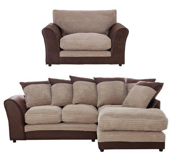 Corner Sofa And Cuddle Chair Dfs Corner Sofa And Cuddle ...