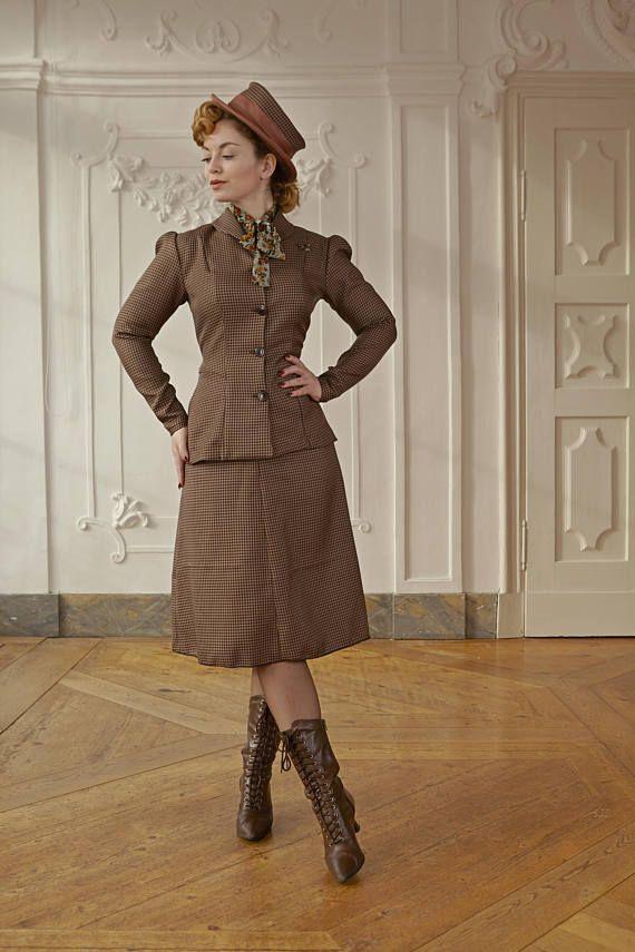 40er jahre kleider damen