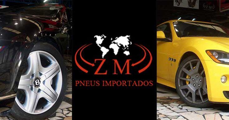 ZM Pneus Importados no Itaim Bibi - Vendas, Conserto, Montagem e Desmontagem de Pneus Importados. Seg. a Sex. das 8:00 às 18:00. Sábado das 9:00 às 13:00.
