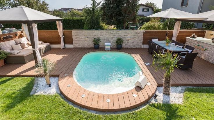 Waterair Swimming Pools (Lola mini) Pool, Swimming pools