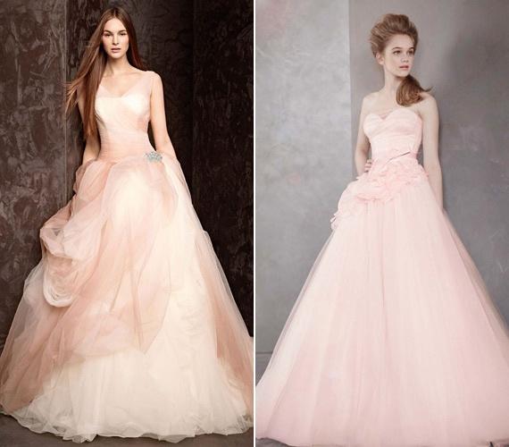A legszebb esküvői ruhák 2013-ban | femina.hu