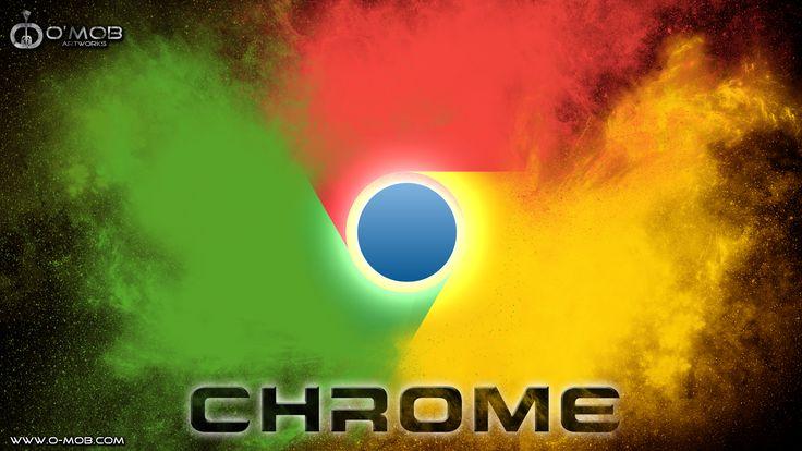 Google Chrome Backgrounds
