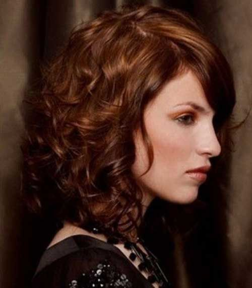 Curly Hair Bob Pics   Bob Hairstyles 2015 - Short Hairstyles for Women