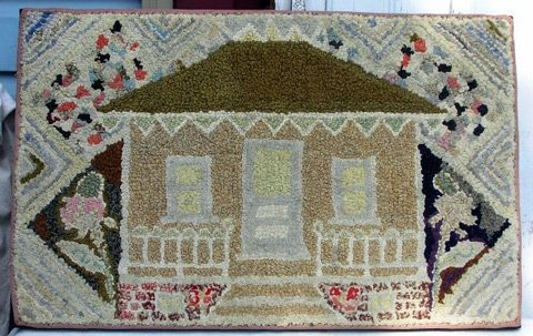 932 Best Hooked Rugs Images On Pinterest Rug Hooking