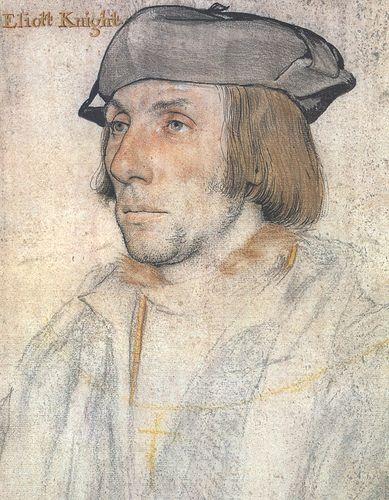 Technique des trois crayons par Hans Holbein