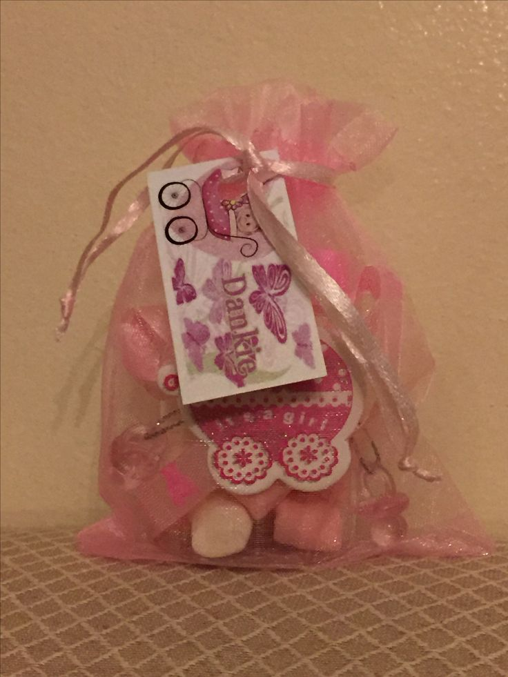 Girl Baby Shower Gift