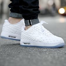 Nike Air Force One Low Mujer Blancas