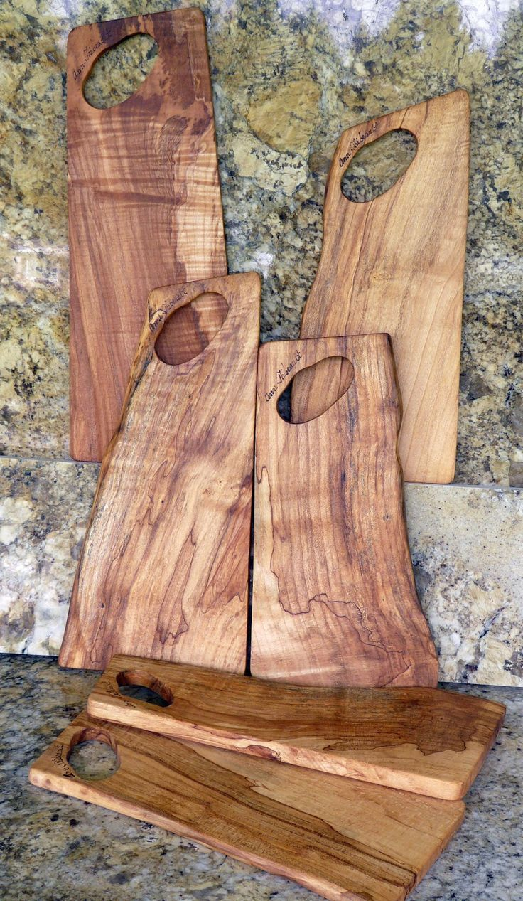 New Serving Boards Cut from the same