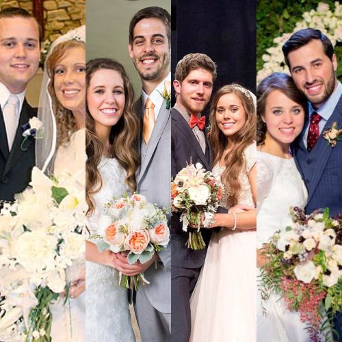 I can't wait to see Jinger's wedding. Each Duggar wedding has been very special to them. I can't wait to see how special this wedding is for Jinger and Jeremy. :)